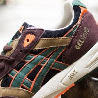 Fancy - Asics Gel Saga Black Sand