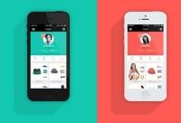 Freebie: 45 Flat UI Design Elements | Freebies | Graphic Design Junction