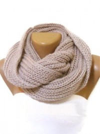 infinity women scarf knitted scarves men scarf by senoAccessory