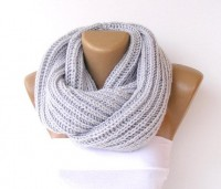 2014 scarf trends women knitted infinity scarf by senoAccessory