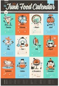 2014 Junk Food Calendar – 55 Hi's