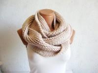 2.014 TrendWinter scarvesVanilla Etsy WomanStyleShop taraf?ndan Örme