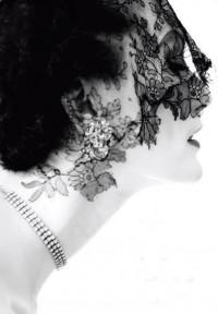 black-lace-veil.jpg (463×667)