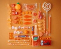 Sugar Series – Candies arranged by color   Ufunk.net