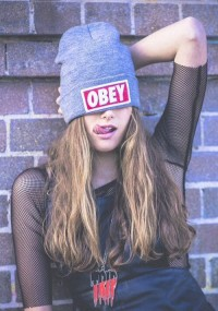 Obey | We Heart It