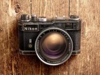 Camera Nikon Rangefinder by Román Jusdado