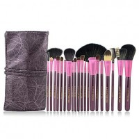 20Pcs Purple High-grade Special Makeup Brush Set - makeupsuperdeal.com