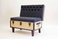 suitcase chair - Google Search