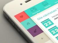 clyp - iPhone Sidebar by Riccardo Carlet
