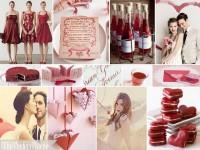 The Perfect Palette: Happy Valentine's Day! Ain't Love Grand?