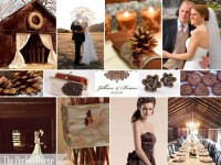 The Perfect Palette: {A Rustic Escape}: Saying I do in the Mountains.