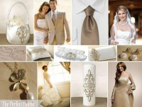The Perfect Palette: {On the Subtle Side}: A Palette of Taupe, Gold & Ivory}