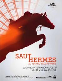 Une compétition d'exception : le Saut Hermès