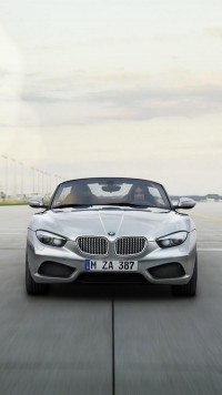 BMW Zagato roadster htc one wallpaper - HTC wallpapers
