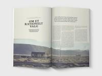 Atlas magazine on Editorial Design Served