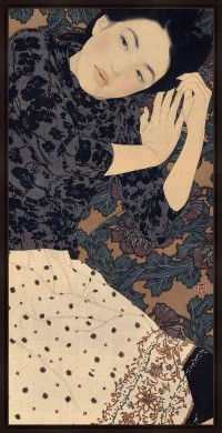 Ikenaga Yasunari The Japanese Art of Nihonga Redefined ... | Art_Ar…