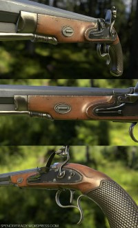 Flintlock pistol - Polycount Forum