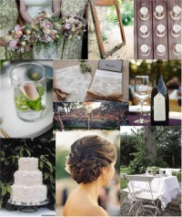 Rustic Winery Wedding Inspiration | Polka Dot Bride