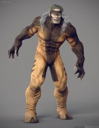 25 Stunning 3D Character Designs and 3D Monsters by Adam Sacco