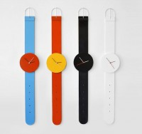 2dots : Andrew Neyer : Watch Clock