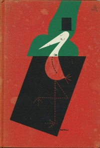 The Stork Club Bar Book cover by Paul Rand | Flickr - Photo Sharing!