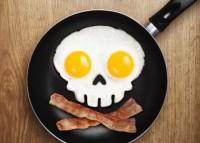 swissmiss | Skull Eggs