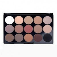 Multifunction 15 Colors Shadowing Powder Makeup Palette - makeupsuperdeal.com