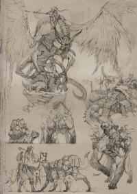 tribal culture ideas by openanewworld - Herman Ng - CGHUB