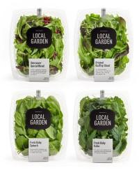 Packaging / Local Garden — Designspiration