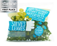 The Dieline Awards 2011: First Place - Steve'sLeaves - The Dieline -