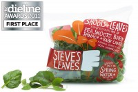 The Dieline Awards 2011: First Place - Steve's Leaves - The Dieline -