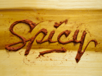 Typeverything.com - Spicy by Danielle Evans - Typeverything