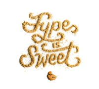 Typeverything.com - Type is sweet by Danielle... - Typeverything