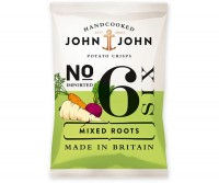 Packaging In Brief: John & John Crisps | BP&O - Branding, Packaging and Opinion