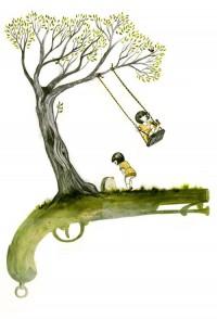 Viajar - raquel aparicio illustration