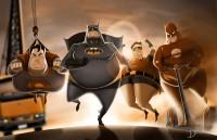 Fat Superheroes - Qroyo