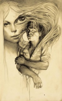 Incredible and Surreal Pencil Drawings by Miles Johnston