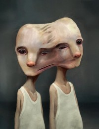 Surreal and Creepy Character Designs by Alicia Martin Lopez