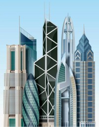 Architectural Illustration on