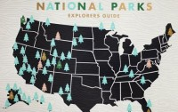 Design Work Life » ElloThere: National Parks Explorers Guide