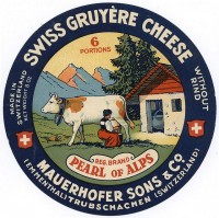 swiss cheese label | Flickr - Photo Sharing!