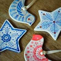 handmade-clay-christmas-decorations.jpg (350×350)