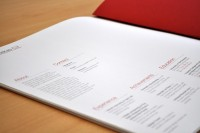Portfolio Design on