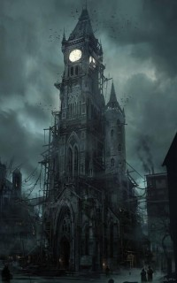 'Thief' Video Game Concept Art by Mathieu Latour-Duhaime - What an ART