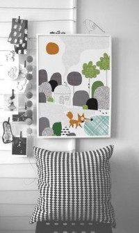 Design on Pinterest - furniture, print, textiles and more