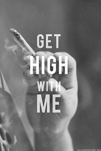 smoke with me baby | We Heart It