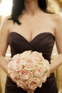 Wedding Flowers: Bridesmaid Bouquets | InsideWeddings.com