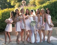 Bridesmaids: Pretty In Pink | InsideWeddings.com