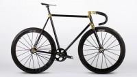 3D-Printed Bike Porn: Ralf Holleis's Carbon Fiber VRZ 2 Track with Titanium Lugs and Dropouts - Core77