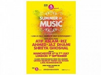 KentLyons :: BBC Asian Network Summer of Music :: London Design Agency and Branding Consultancy